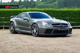 used 2009 mercedes benz sl65 amg black series for sale in