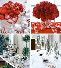 Table Decorations For Christmas by Dining Room Set Examples With Christmas Centerpieces For Your