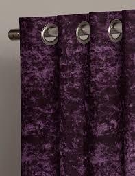 Plum Velvet Curtains Next Purple Velvet Curtains Functionalities Net