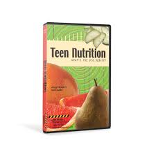 teen nutrition dvd canadian rainbow edition