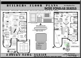 2 modern house plans floor plans modern house designs brucall com
