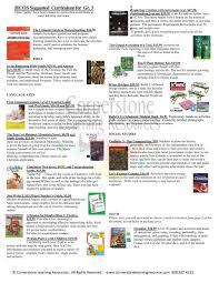 hcos 2015 2016 curriculum pack simplebooklet com