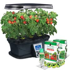 Indoor Herb Garden Kit Australia - indoor gardening kits canada home outdoor decoration