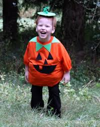 Infant Halloween Costumes Pumpkin Quick U0026 Easy Minute Halloween Costume Orange Shirt Jack