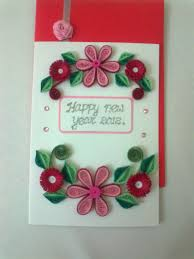 charming new year greeting card making part 9 diy 3d christmas