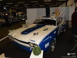 Ford Capri 1971 Ford Capri Ii Ghia Coupe 1974 78