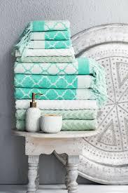 Pretty Bathroom Rugs Such A Pretty Way To Display Towels Washcloths In The Bathroom