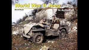 wwii jeep willys world war ii jeep in action youtube