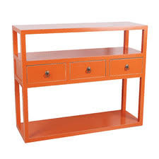 Orange Console Table Orange Sofa Table Goodca Sofa