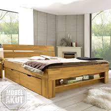Schlafzimmer Bett Buche Futonbett Sofie Bett Kern Buche Massiv Geölt Inkl Bettkasten Und