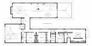 floor plan friday 4 bedroom u0027h u0027 shaped home