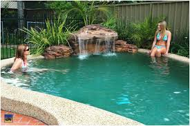 Backyard Pool Cost by Backyards Fascinating Backyard Pool Backyard Pool House Design