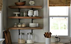 Clever Kitchen Ideas Kitchen Shelves Ideas Kitchen Clever Kitchen Ideas Open Shelves