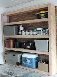 home garage shelving units free printable and organizations