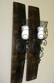 Candle Sconce Accessories Handcrafted Staves Candle Sconces Serving Boards