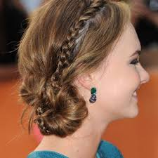 Cute Modern Hairstyles by Homecoming Hairstyles Updos With Braids Modern Hairstyle