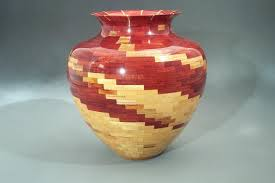 Fire Vase Mark Kauder U0027s Segmented Bowls I Page