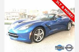 corvette dallas inventory used chevrolet corvette stingray for sale in dallas tx edmunds