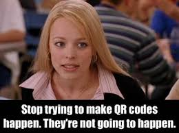 Meme Qr Code - could qr codes make a consumer comeback chappellroberts current
