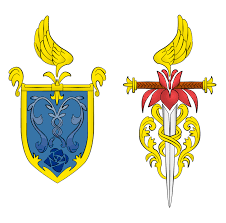 Family Crest Flags Romeo X Juliet Coat Of Arms By Jerrykidaz On Deviantart