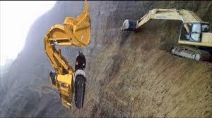 extreme excavator u0026 heavy equipment fail youtube