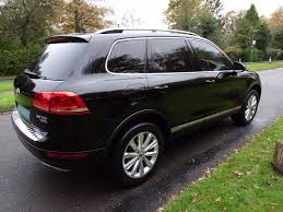 volkswagen touareg black used black vw touareg for sale surrey