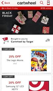 target cartwheel app black friday black friday or bust making your brand stand out shift