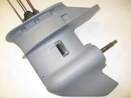 0438617 gear case 9 9 15 hp evinrude johnson complete short shaft