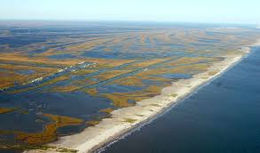 Where Is New Orleans On The Map by Louisiana U0027s Coastline Is Disappearing At The Rate Of A Football