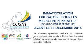 immatriculation chambre de commerce les auto entrepreneurs artisans ou commerçants doivent désormais