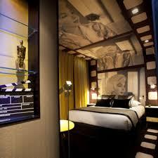 chambre marilyn marilyn égérie du platine hotel à photos