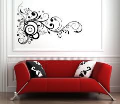 wall decorating cool living room wall decor universodasreceitas