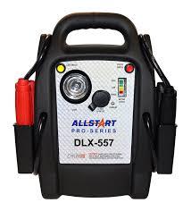 amazon com allstart 557 pro series dlx 557 battery jump starter