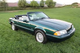 7 up edition mustang 5 speed 1990 ford mustang lx 25th anniversay limited