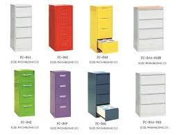 Laptop Storage Cabinet Office Narrow 3 Drawer Cabinet For Hanging Legal Size Folder Metal