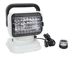 go light magnetic base golight radioray gl 7901 f wireless remote control flood light