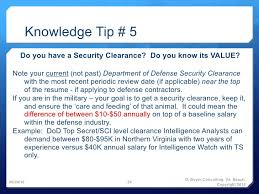 Security Clearance On Resume Power Resume Writing U0026 Posting Part 1