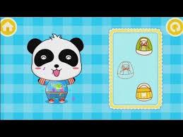si e auto babybus 7 best panda appli éducative babybus images on