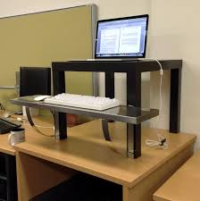 ikea computer desk hack ikea computer desk hack home design ideas