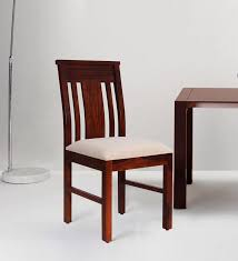 Maple Dining Chair Buy Maple Dining Chair In Honey Finish By Peachtree Online
