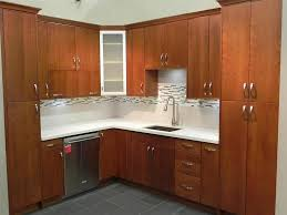 cabinet doors in kitchen cherry wood vs cherry plywood