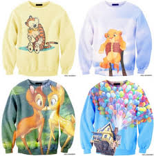 sweater disney sweater king hakuna matata up