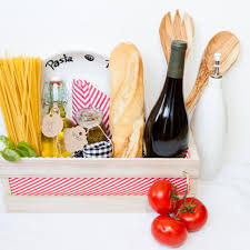 italian food gift baskets 10 gift basket ideas for the food lover in your hgtv