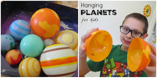 D Hanging Planets For Kids A Solar System In The Bedroom - Hanging solar system for kids room