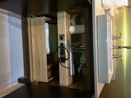 Bathroom Vanity Outlet by Kitchen Storage Ideas Corner Cabinet Solutions Lisa Scheff Designs
