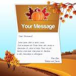 thanksgiving cards for business tree thanksgiving card 2017