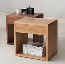 Bed Side Table by Design A Wood Bedside Table From Scrap Wood U2014 New Interior Ideas