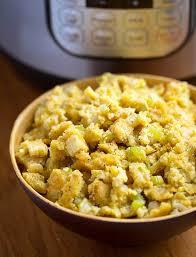 instant pot cornbread simply happy foodie