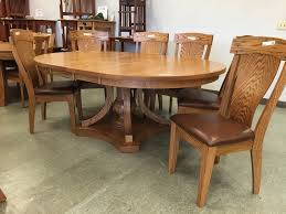 Amish Dining Tables Amish Made Dining Room Tables Adwhole