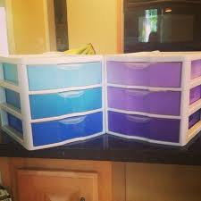 Walmart Shelves Plastic by Best 25 Decorate Plastic Drawers Ideas On Pinterest Plastic